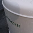 井戸用自動ポンプのカバー