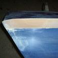 チビ翼付きトランクフードのオス型